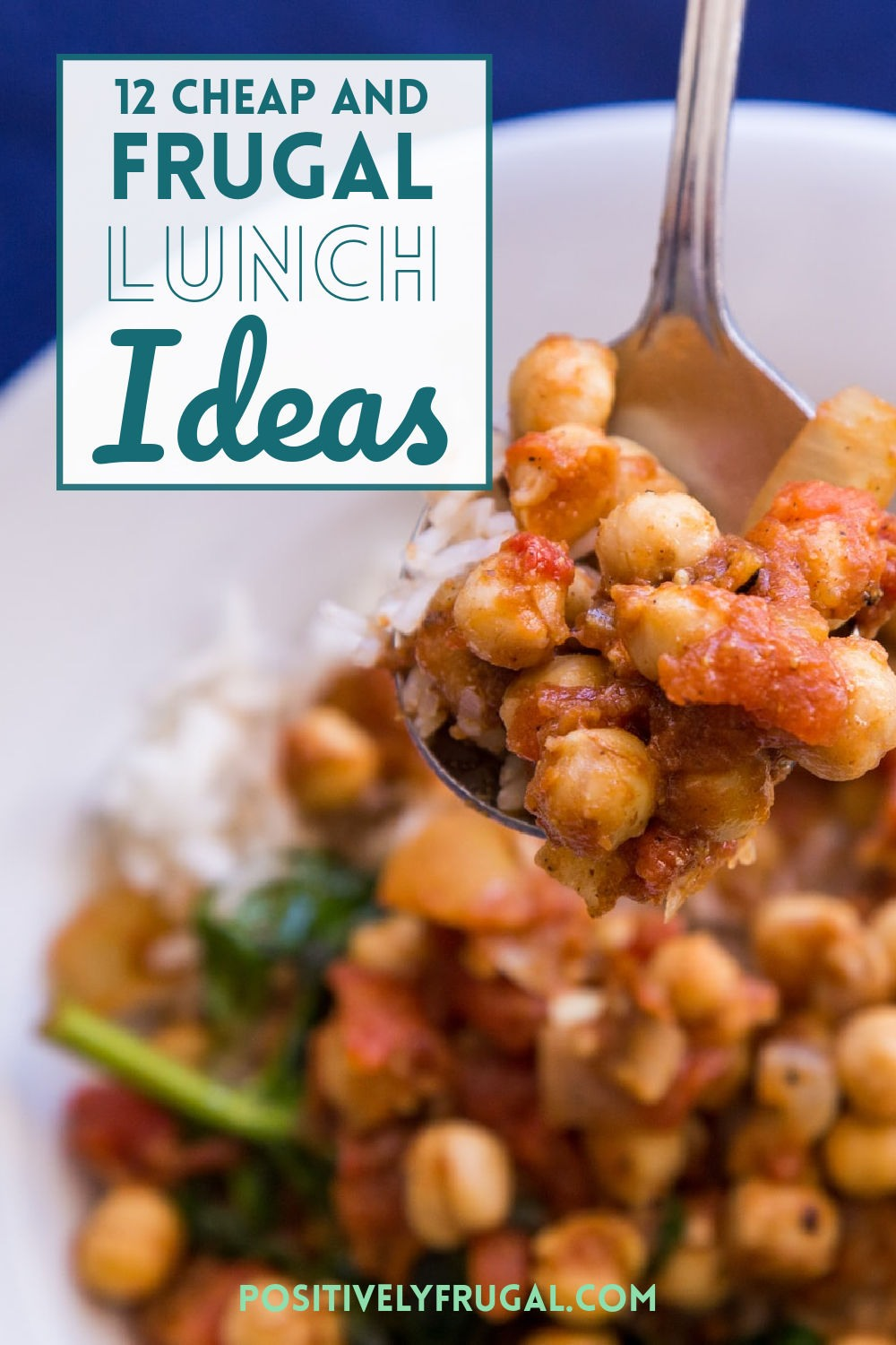 Cheap and Frugal Lunch by PositivelyFrugal.com