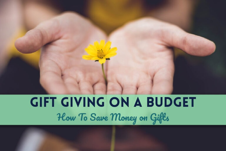Read more about the article Gift Giving on a Budget: How To Save Money on Gifts
