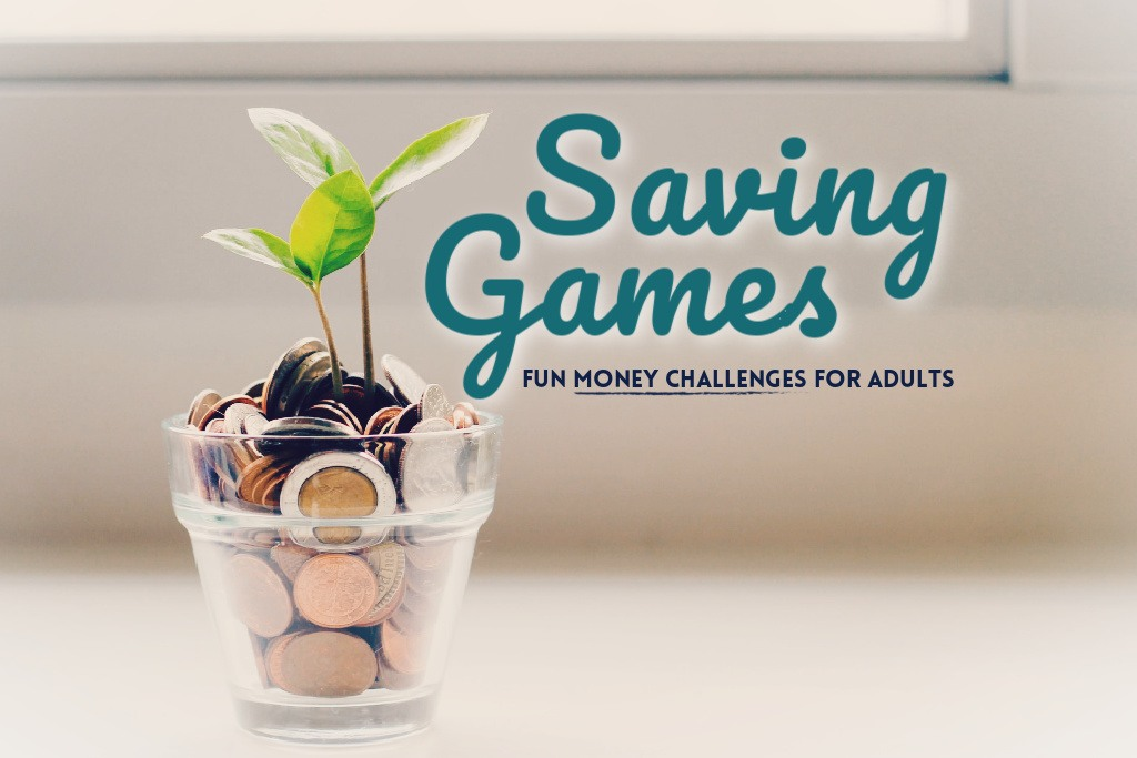 Saving Games: Fun Money Challenges for Adults