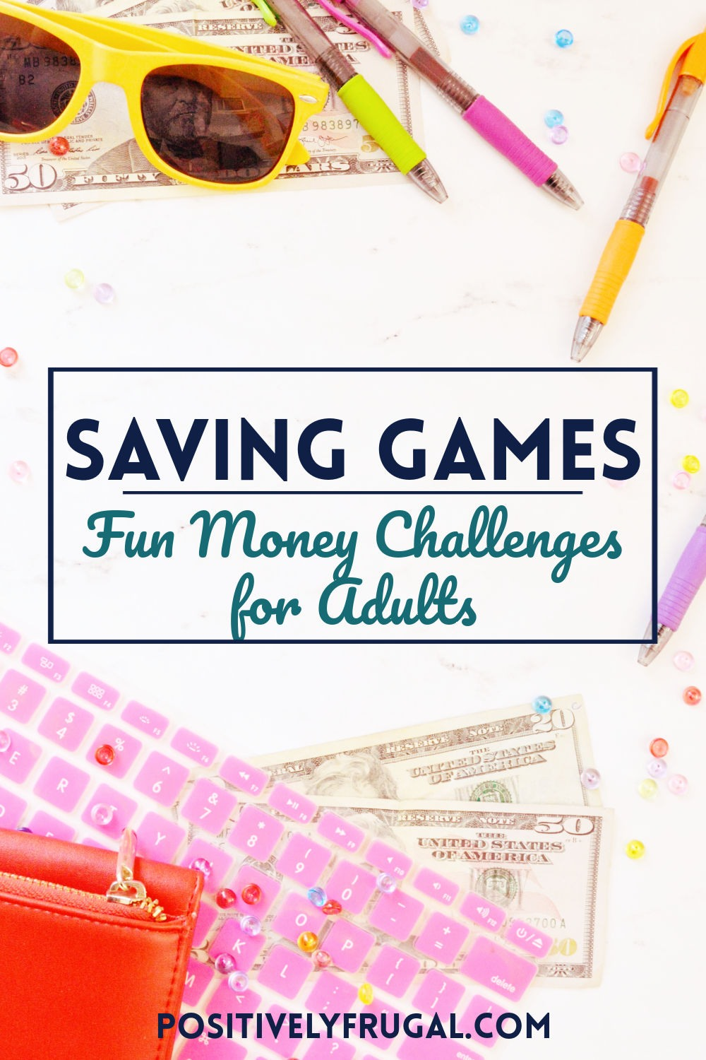 Saving Games for Adults by PositivelyFrugal.com