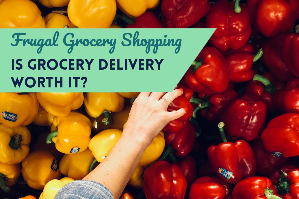 Read more about the article Frugal Grocery Shopping: Is Grocery Delivery Worth It?