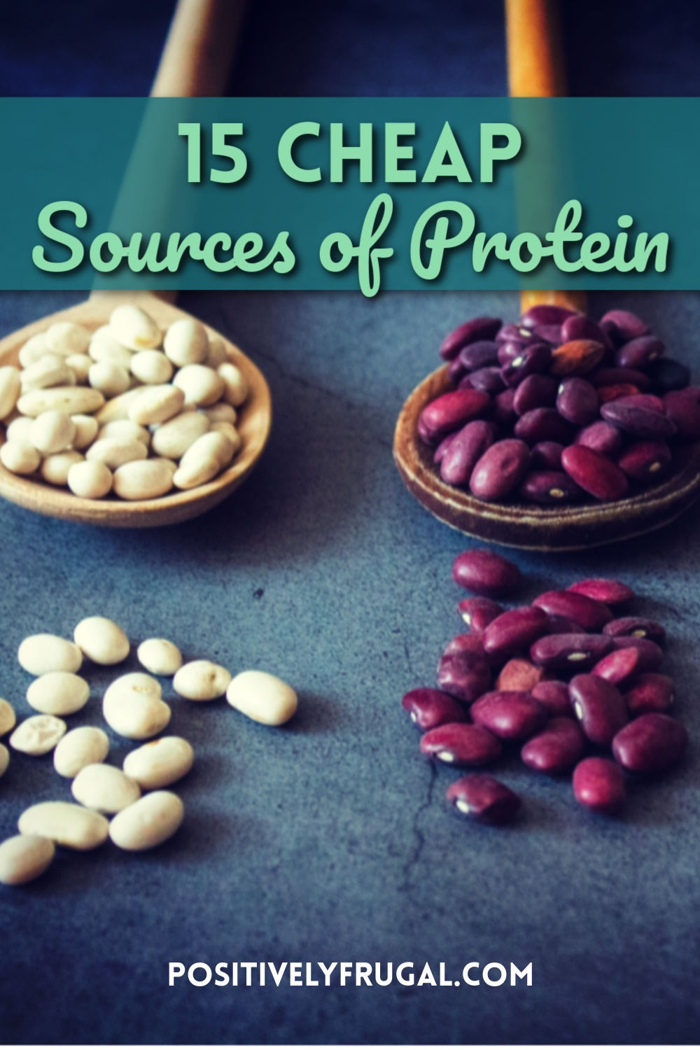 Cheap Sources of Protein by PositivelyFrugal.com