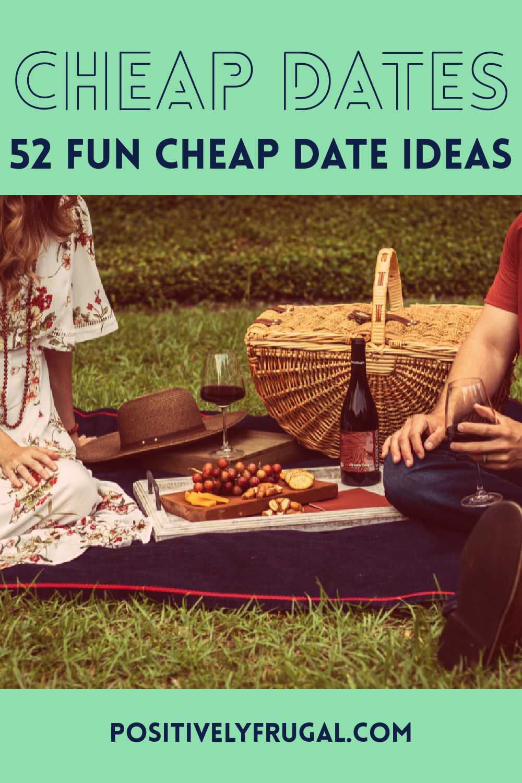Cheap Dates Fun Cheap Date Ideas by PositivelyFrugal.com