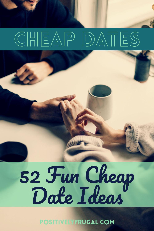 Cheap Fun Date Ideas by PositivelyFrugal.com