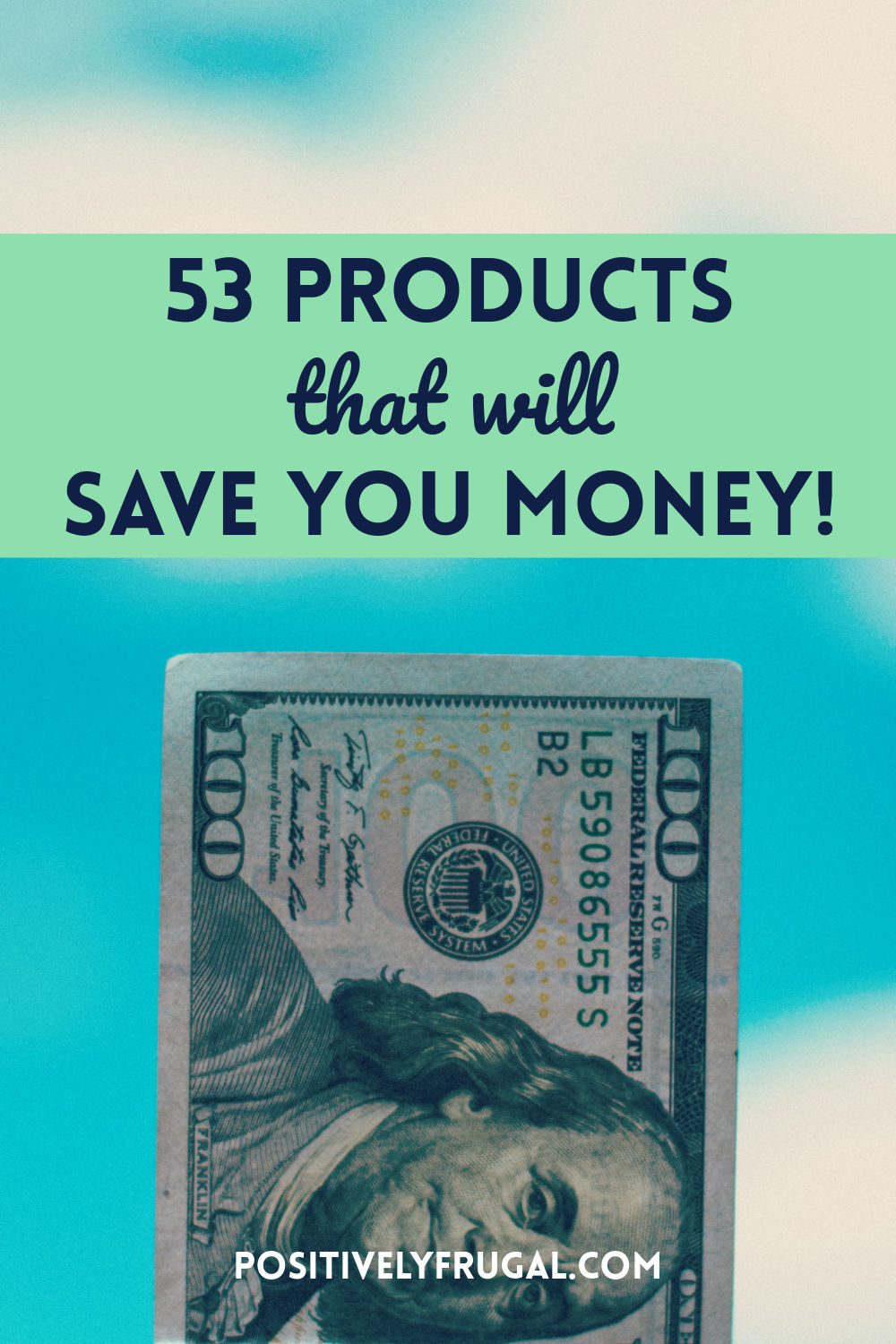 Products that will Save Money by PositivelyFrugal.com